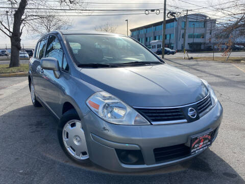 2007 Nissan Versa for sale at JerseyMotorsInc.com in Teterboro NJ