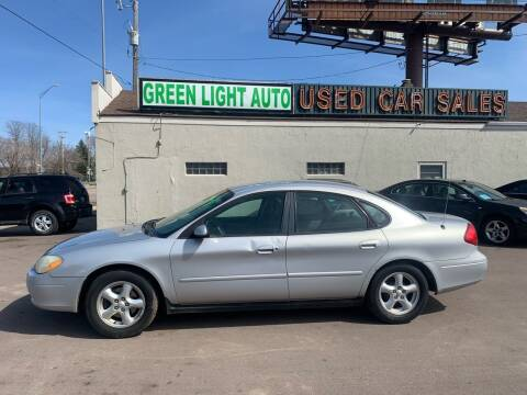 2003 Ford Taurus for sale at Green Light Auto in Sioux Falls SD
