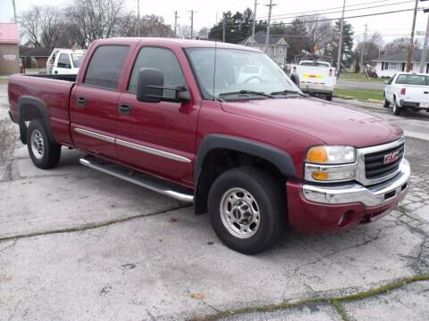 2007 GMC Sierra 1500HD Classic for sale at Dendinger Bros Auto Sales & Service in Bellevue OH