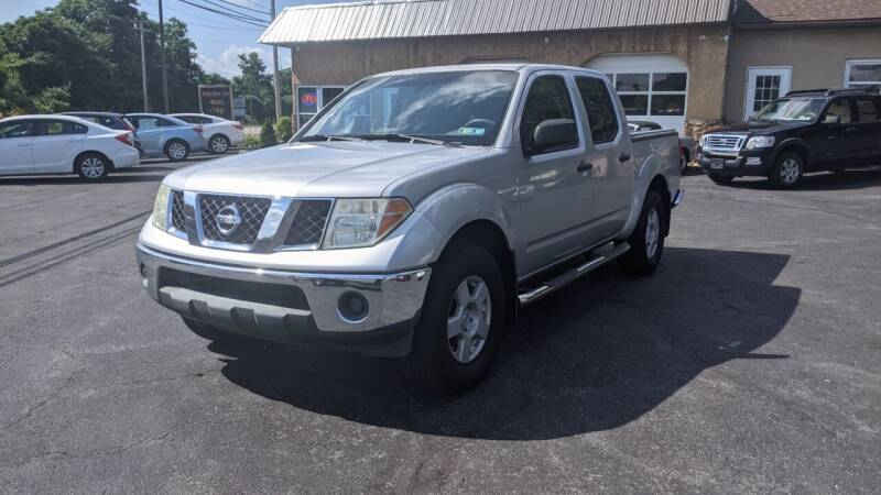2005 Nissan Frontier for sale at Worley Motors in Enola PA