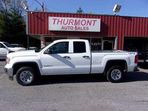 2015 GMC Sierra 1500 for sale at THURMONT AUTO SALES in Thurmont MD