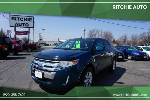 2011 Ford Edge for sale at Ritchie Auto in Appleton WI