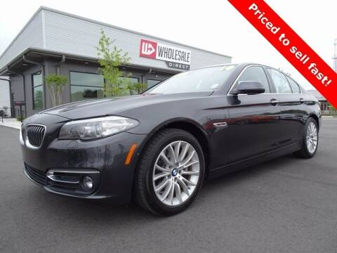2014 BMW 5 Series for sale at Wholesale Direct in Wilmington NC