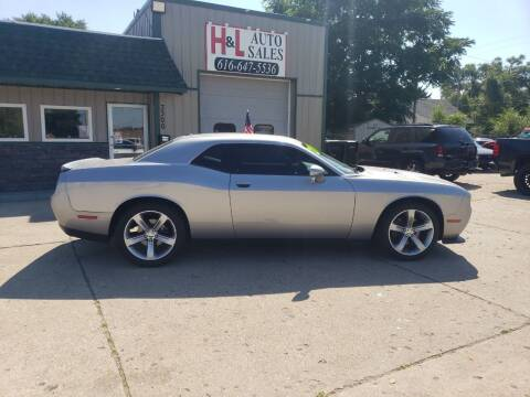 2016 Dodge Challenger for sale at H & L AUTO SALES LLC in Wyoming MI