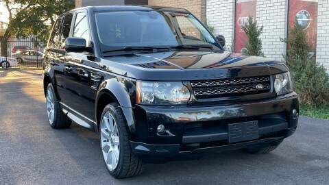 2013 Land Rover Range Rover Sport for sale at Auto Imports in Houston TX