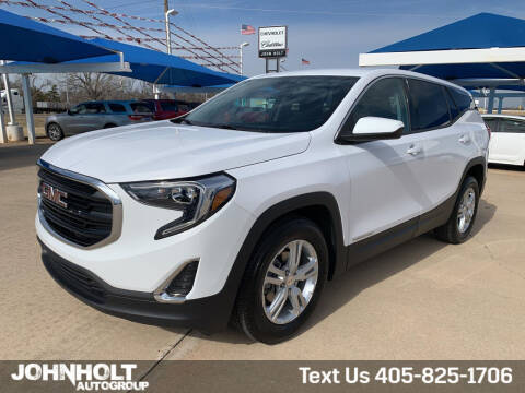 2019 GMC Terrain for sale at JOHN HOLT AUTO GROUP, INC. in Chickasha OK