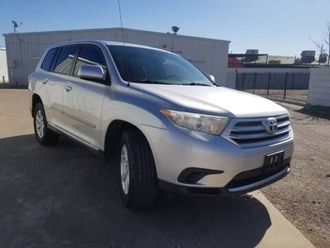 2011 Toyota Highlander for sale at Bad Credit Call Fadi in Dallas TX