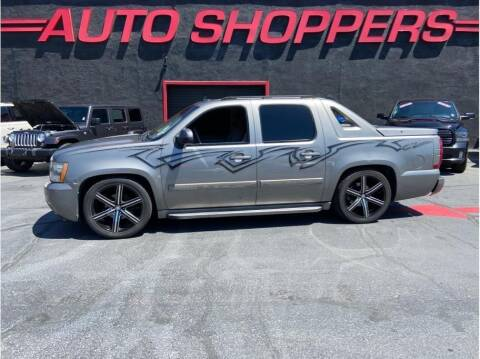 2007 Chevrolet Avalanche for sale at AUTO SHOPPERS LLC in Yakima WA