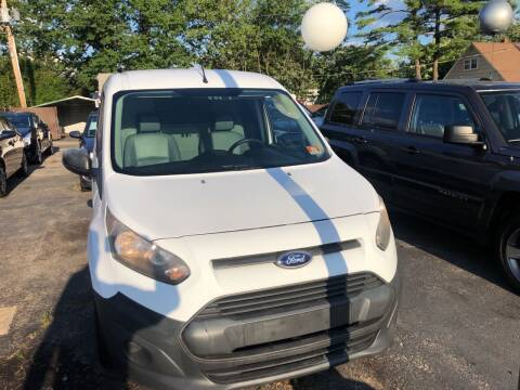 2014 Ford Transit Connect Cargo for sale at SuperBuy Auto Sales Inc in Avenel NJ