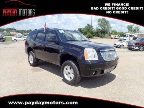 2008 GMC Yukon for sale at Payday Motors in Wichita KS