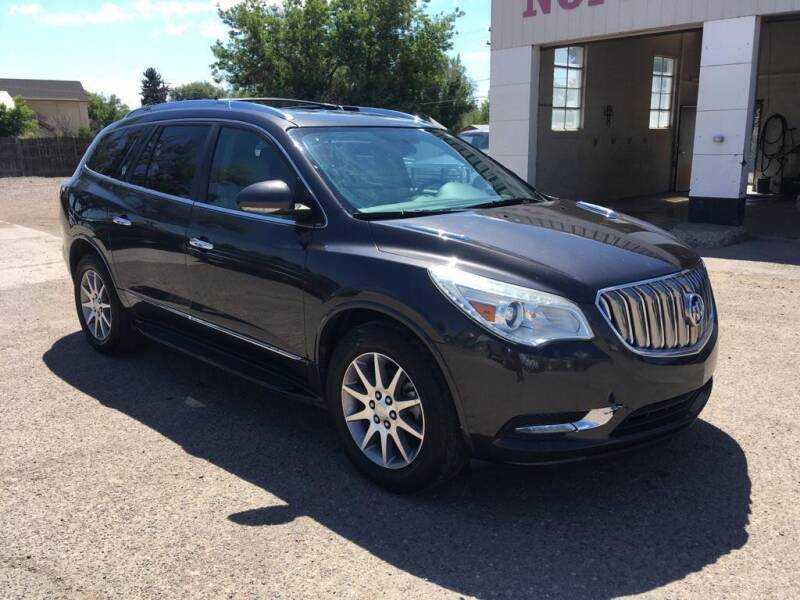 2016 Buick Enclave for sale at Northwest Auto Sales & Service Inc. in Meeker CO