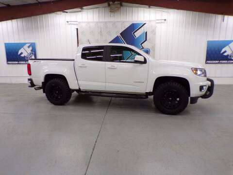 2018 Chevrolet Colorado for sale at Freedom Ford Inc in Gunnison UT
