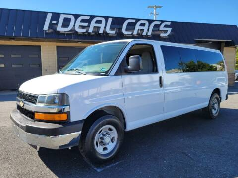 2007 Chevrolet Express Passenger for sale at I-Deal Cars in Harrisburg PA