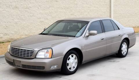 2003 Cadillac DeVille for sale at Raleigh Auto Inc. in Raleigh NC