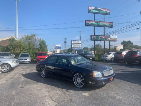2005 Cadillac DeVille for sale at Boardman Auto Mall in Boardman OH