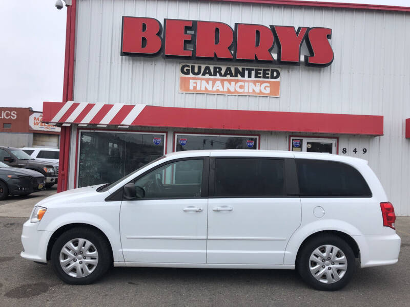 2016 Dodge Grand Caravan for sale at Berry's Cherries Auto in Billings MT