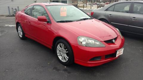 2005 Acura RSX for sale at Deals on Wheels in Oshkosh WI