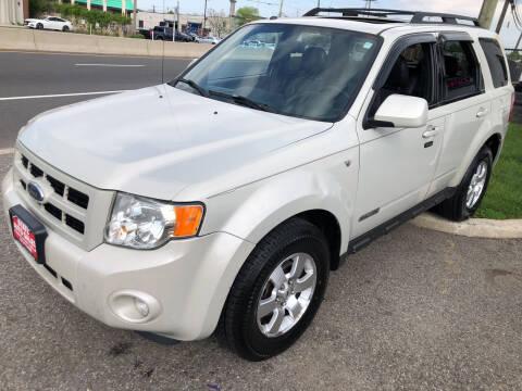 2008 Ford Escape for sale at STATE AUTO SALES in Lodi NJ