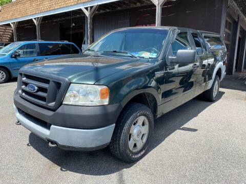 2005 Ford F-150 for sale at TNT Auto Sales in Bangor PA