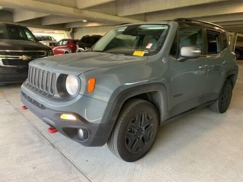 2017 Jeep Renegade for sale at Southern Auto Solutions-Jim Ellis Hyundai in Marietta GA