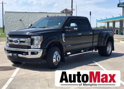 2019 Ford F-450 Super Duty for sale at AutoMax of Memphis - V Brothers in Memphis TN