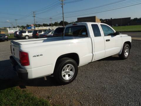 2008 Dodge Dakota for sale at English Autos in Grove City PA