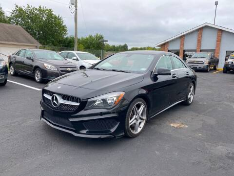 2014 Mercedes-Benz CLA for sale at Royal Auto Inc. in Columbus OH