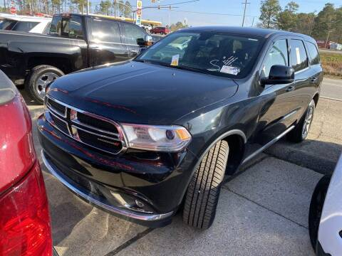 2018 Dodge Durango for sale at Direct Auto in D'Iberville MS