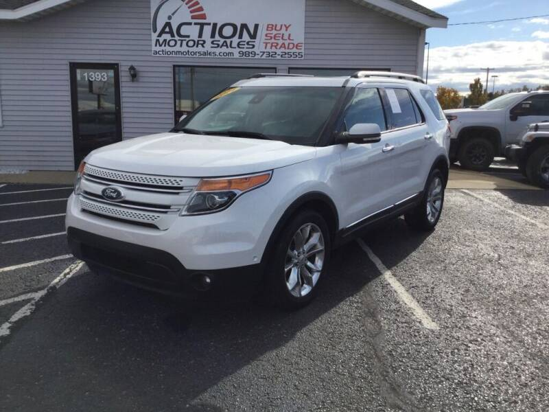 2014 Ford Explorer for sale at Action Motor Sales in Gaylord MI