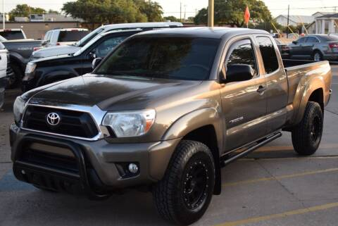 2013 Toyota Tacoma for sale at Capital City Trucks LLC in Round Rock TX