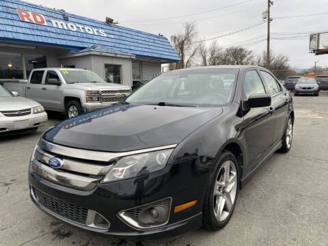 2011 Ford Fusion for sale at RD Motors, Inc in Charlotte NC
