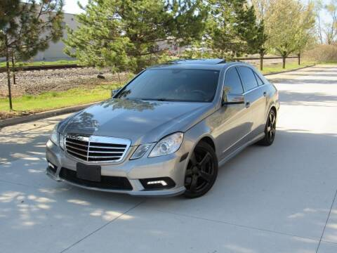 2011 Mercedes-Benz E-Class for sale at A & R Auto Sale in Sterling Heights MI