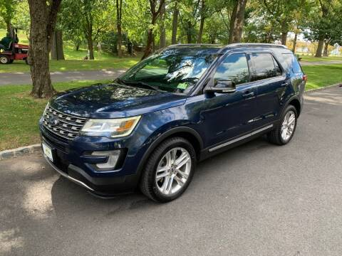2016 Ford Explorer for sale at Crazy Cars Auto Sale in Jersey City NJ
