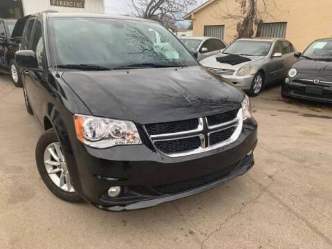 2019 Dodge Grand Caravan for sale at Bad Credit Call Fadi in Dallas TX