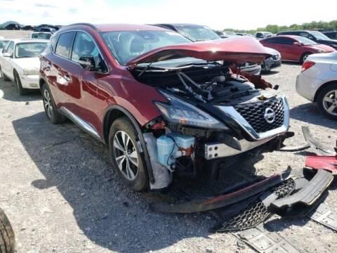 2020 Nissan Murano for sale at ELITE MOTOR CARS OF MIAMI in Miami FL