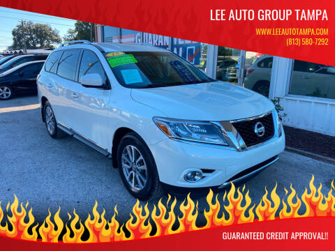 2015 Nissan Pathfinder for sale at Lee Auto Group Tampa in Tampa FL