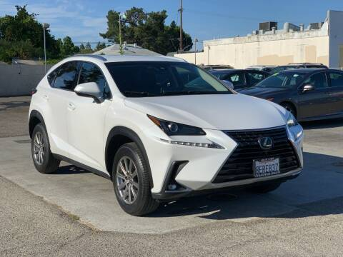 2018 Lexus NX 300 for sale at H & K Auto Sales & Leasing in San Jose CA