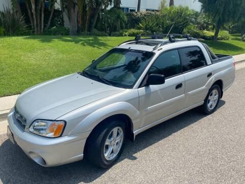 2005 Subaru Baja for sale at Donada  Group Inc in Arleta CA