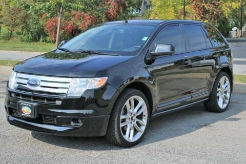 2009 Ford Edge for sale at Great Lakes Classic Cars in Hilton NY