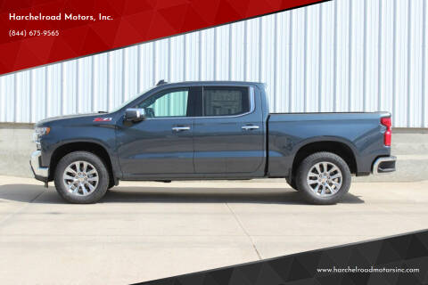 2021 Chevrolet Silverado 1500 for sale at Harchelroad Motors, Inc. in Imperial NE