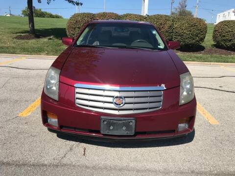 2006 Cadillac CTS for sale at Auto Nova in Saint Louis MO