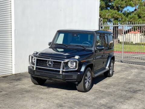 2019 Mercedes-Benz G-Class for sale at Corsa Exotics Inc in Montebello CA