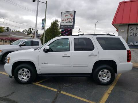 2013 Chevrolet Tahoe for sale at Select Auto Group in Wyoming MI