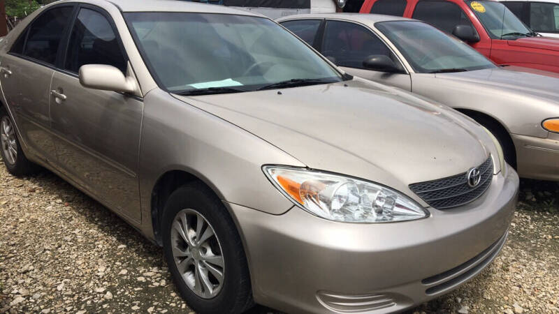 2004 Toyota Camry for sale at South Point Auto Sales in Buda TX