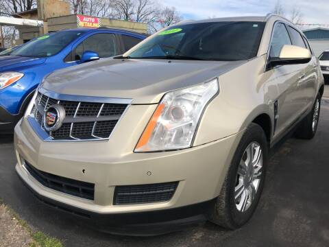 2011 Cadillac SRX for sale at BEST AUTO SALES in Russellville AR