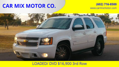 2011 Chevrolet Tahoe for sale at CAR MIX MOTOR CO. in Phoenix AZ