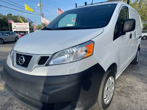 2019 Nissan NV200 for sale at RoMicco Cars and Trucks in Tampa FL