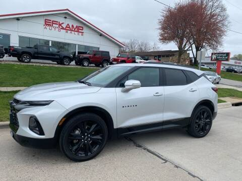 2019 Chevrolet Blazer for sale at Efkamp Auto Sales LLC in Des Moines IA