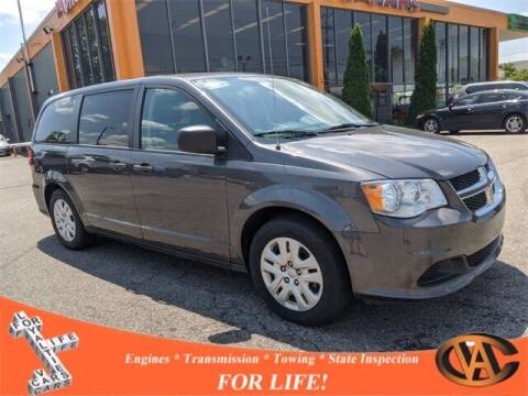 2018 Dodge Grand Caravan for sale at VA Cars Inc in Richmond VA