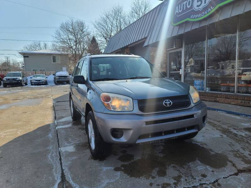 2005 Toyota RAV4 for sale at LOT 51 AUTO SALES in Madison WI
